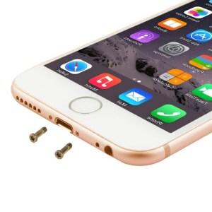 iPhone 6s Bottom Screws
