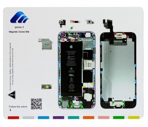 iPhone 6 Screw Mat