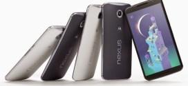 Tableau comparatif Google Nexus 6 Vs LG G3