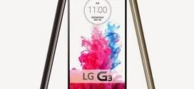 Mise à jour Android 5.0 pour le LG G3 disponible cette semaine