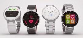 CES 2015 : Alcatel Onetouch Watch première impression