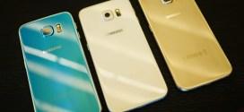 Samsung Galaxy S6 vs OnePlus One vs Sony Xperia Z3