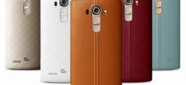 LG G4 le mobile officialisé