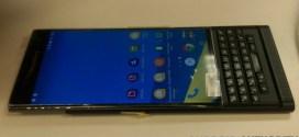 Exclusivité : De nouvelles photos du Blackberry Venice sous Android