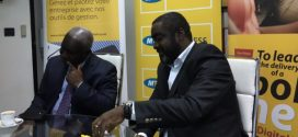 MTN Côte d'Ivoire et AGF :  les CEO se prêtent aux questions