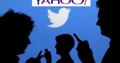 Yahoo et Twitter