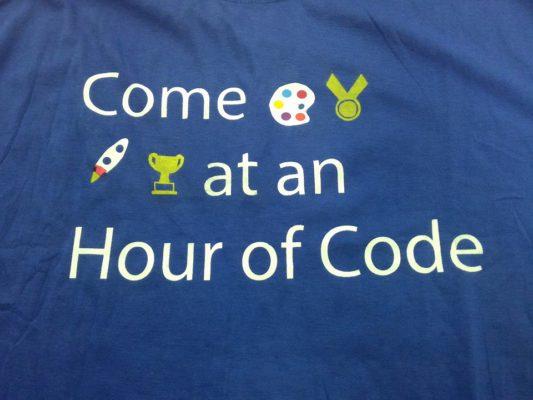 Microsoft Hour Of Code