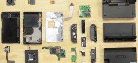 Nintendo Switch : Découvrez ce qui se cache sous la coque de la console