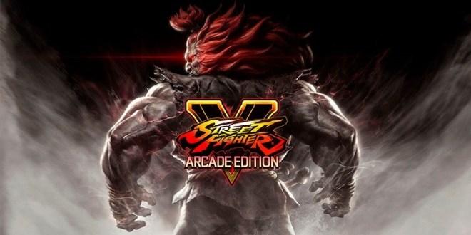 Street Fighter V : Une version borne d'arcade pour bientôt