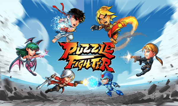 Capcom Puzzle Fighter