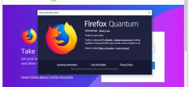 Mozilla : Firefox 59 la nouvelle mise à jour met fin aux notifications de sites