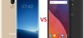 Comparatif Mobile : Doogee X60L vs Wiko View
