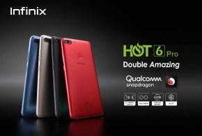 Comparatif Mobile: Tecno Camon X vs Infinix Hot 6 Pro