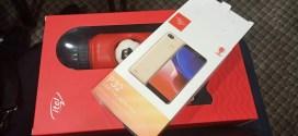 Unboxing : Déballage du nouveau Itel P32