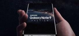 Samsung Galaxy Note 9 passe la certification FCC, le mobile bientôt annoncé