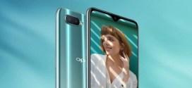 Oppo R15x : Le mobile est officiel avec une encoche, et un lecteur d'empreintes sous l'écran