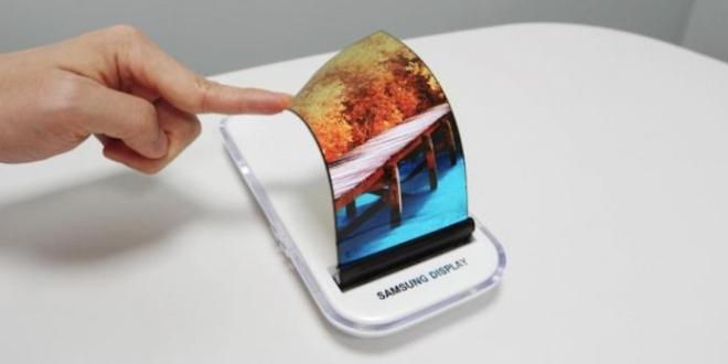 Samsung Galaxy X : Un smartphone pliable, flexible et transformable en tablette