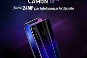 TECNO MOBILE: Tic-Tac-Tic…Plusque quelques heures pour découvrir les nouveaux TecnoCamon11PRO et Camon 11