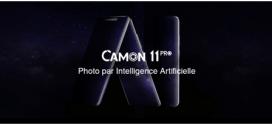 TecnoMobile :NouveauxCAMON11 PRO et CAMON 11 à l'horizon, avec de l'Intelligence artificielle pour vous rendre plus beau