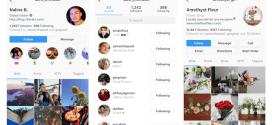 Instagram : Une nouvelle page de profil en test