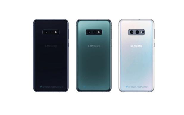 Samsung Galaxy S10 - S10+ - S10e