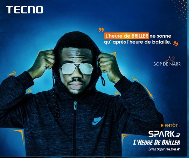 Tecno Mobile - Spark 3