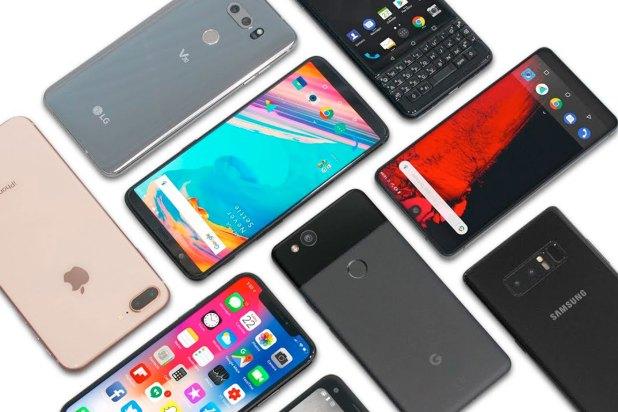 Smartphones 2019
