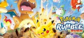 Pokémon Rumble Rush, la surprise que personne n'attendait!
