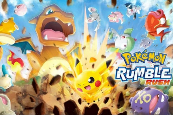 Pokemon Rumble Rush