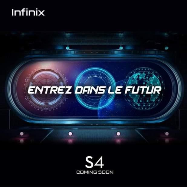 Infinix S4