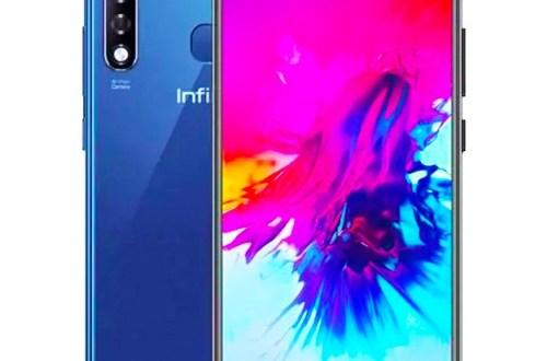 InfinixSmart 3Plus:spécifications du mobile