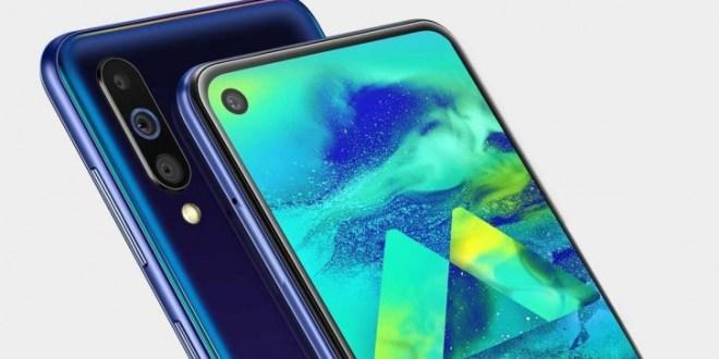 Samsung Galaxy M40 : Le mobile disponible en Inde
