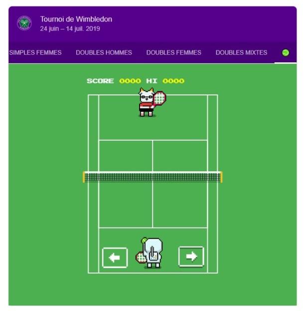 Doodle Wimbledon