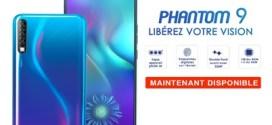 TECNOMOBILE:Lenouveau Phantom 9 est enfinDISPONIBLE