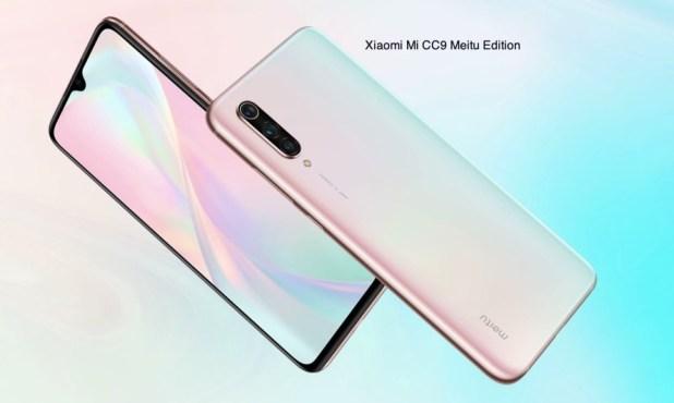 Xiaomi CC9 Meitu