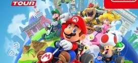 Jeu Vidéo : Mario Kart Tour enfin disponible sur mobile , iOS et android