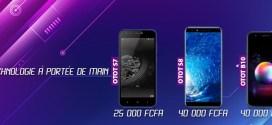 OTOT : Les S7, S8 et B10, des mobiles accessibles et bon marché