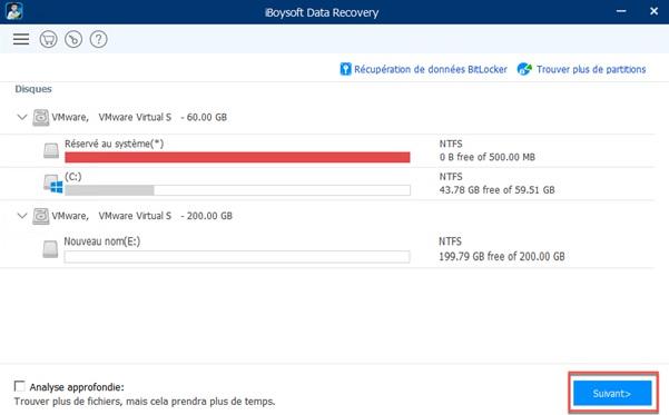 iBoysoft Data Recovery