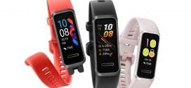 Huawei Band 4 : La smartwatch revient avec un écran couleur et un port USB A