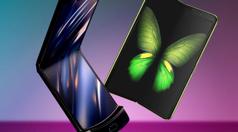 Motorola RAZR vs Samsung Galaxy Fold