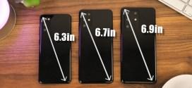 Mobile : Les répliques du Samsung Galaxy S20 se dévoilent en vidéo