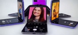 Samsung tease le Galaxy Z Flip pour la première fois