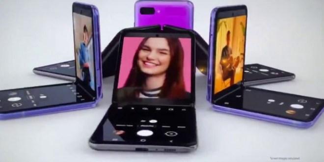 Samsung Galaxy Z Flip spécifications techniques