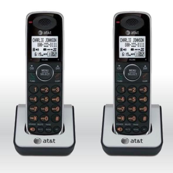 2 x AT&T CL80111 1 bg