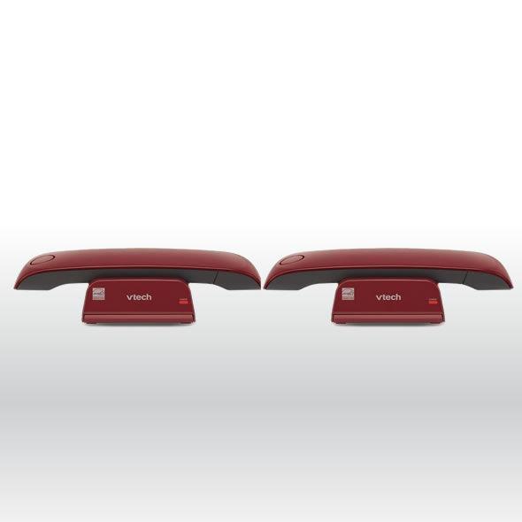 2 x Vtech LS6105-16 LS6105 Contemporary Extra Handset Extra Handset for LS6185 bg