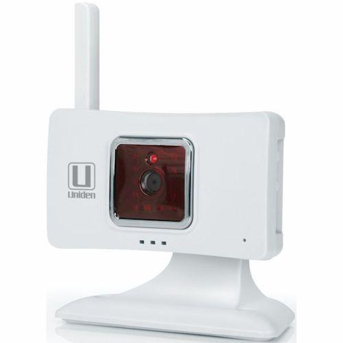 Uniden APPCAM21 Indoor Wireless WIFI Camera - Monitor Anywhere - No PC Required