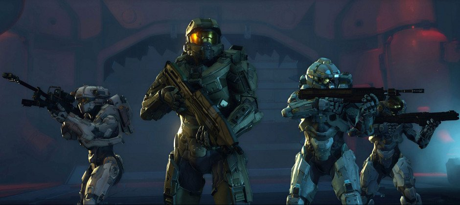Halo 5: Guardians is rated T, unlike pretty much every other Halo