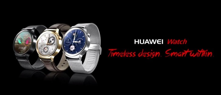 Huawei Watch makes brief appearance on Amazon, could launch next week