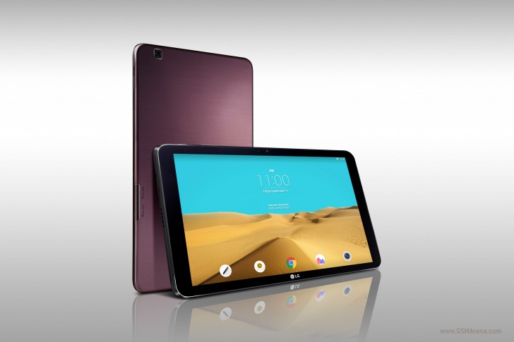 LG G Pad II 10.1 is official with Snapdragon 800 and WUXGA screen