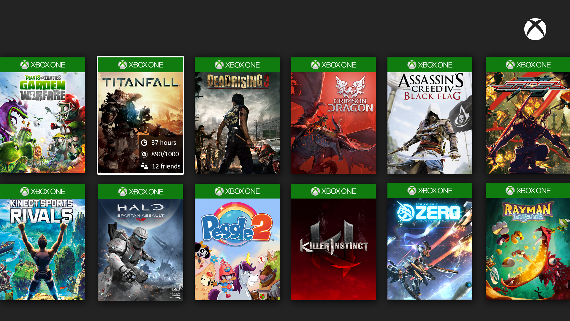 Full List of Xbox One Backwards Compatible Games